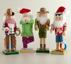 Nutcrackers: Then and Now via Cost Plus World Market >> Holiday Decor