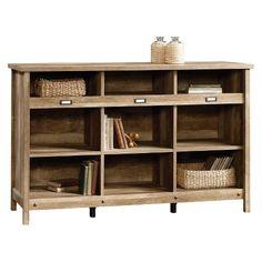 Adept Storage Credenza - Craftsman Oak - Sauder : Target