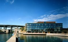 White Arkitekter office bulding, Stockholm, Sweden