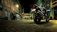 Suzuki Bandit 1250 HD Widescreen Wallpaper