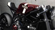 Ducati 749 by Ziggy Moto