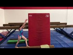 Gymnastics At Home, Gymnastics Lessons, All About Gymnastics, Tumbling Gymnastics, Gymnastics Coaching, Gymnastics Videos, Olympic Gymnastics, Gymnastics Stuff, Olympic Games