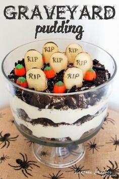 15 Easy Halloween Desserts