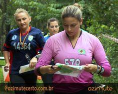 Já pensou em participar de uma corrida e escolher o próprio caminho a seguir? Então conheça o esporte Orientação!  Acesse: www.azimutecerto.com.br