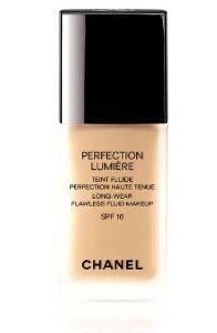 Amazon.com: Chanel Perfection Lumiere Long Wear Flawless Fluid Make Up SPF 10 - # 30 Beige - 30ml/1oz: Beauty