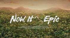 Now It's Epic: DJI Drone Photo/Video Contest