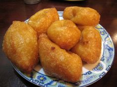 Fritura de yuca - Reciba recetas de cocina cubana semanalmente gratis- Comida cubana