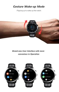 Finow X5 Air 3G Smartwatch Phone Heart Rate Monitor GPS Tracker for Android  IOS
