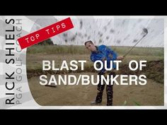 BLAST OUT OF BUNKERS / SAND TRAPS - YouTube