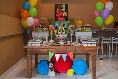 Festa com Gosto: Diversão na Casa do Mickey!