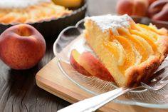 Delicata e profumata la torta soffice ricotta e pesche. Sarà un dolce perfetto per la merenda e la colazione ma anche per terminare un pasto. Ecco la ricetta