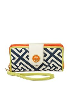 Spartina 449 Yacht Club Wallet