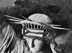 October 25, 1977: Thirty Puerto Rican nationalists and members of the Young Lords Party seize the Statue of Liberty, evicting tourists and flying the flag of Puerto Rico, demanding independence for the U.S. territory and the release of Puerto Rican politic