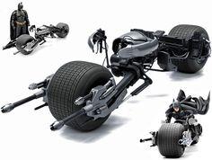 Batman Dark Knight Rises Batpod