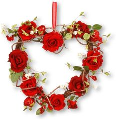 Here are the Rose Valentine Heart Decor Wreath. This article about Rose Valentine Heart Decor Wreath was posted under the … Valentine Day Wreaths, Valentines Day Decorations, Valentine Heart, Valentine Ideas, Valentine Crafts, Christmas Crafts, Hydrangea Wreath, Blooming Rose, Heart Wreath