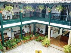 Villa de Leyva, Colombia: interior del hotel