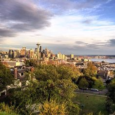 Kerry Park. by discover.seattle