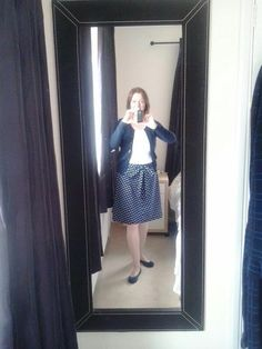Louise's Miette skirt