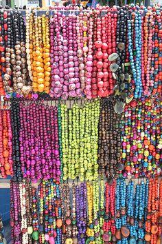 Otavalo animal and crafts market, Ecuador
