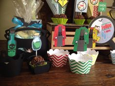 Forminhas, picks e wrappers no tema DPA - Design5 Festas.