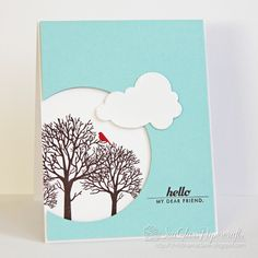 SeaGlass Papercrafts: Favorite Cards of 2012