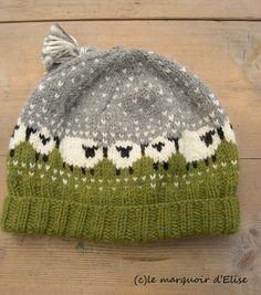 Blaa-ble hat (le bonnet à moutons)