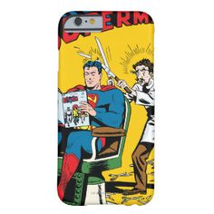 Superman #52 barely there iPhone 6 case