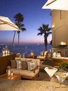 Surf and Sand Hotel - Laguna Beach, CA