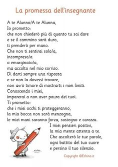 Dedicato alla maestra Welcome Back To School, Baby Words, Reading Practice, Learning Italian, Teacher Tools, Reading Material, Primary School, Nursery Rhymes, Life Lessons
