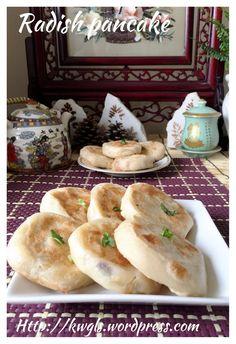 Chinese Shredded Radish Pancake (白萝卜丝煎饼) #guaishushu #kenneth_goh    #萝卜丝饼  #shredded_radish_pancake