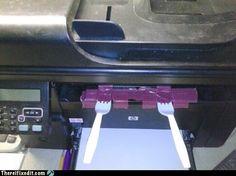 Pizza Hut Printers
