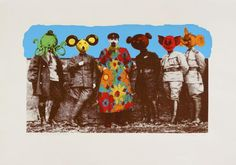 """Mike Elko at Highpoint Center for Printmaking in """"Art Formally Known as Prints"""""""