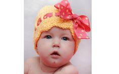 60 modelos de toucas para bebês e crianças - Filhos - iG