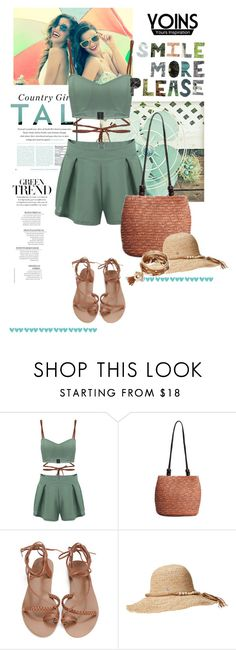 """yoins"" by biljana-miric-ex-tomic ❤ liked on Polyvore featuring JULIANNE, Flora Bella and yoins"