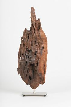 """Wooden object  - interior decoration - """"FlameWood"""""""