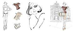 Deze papieren poppen van Louis Vuitton kun je downloaden, uitknippen en aankleden met de lente/zomercollectie van 2013.  Zo heeft iedereen, ook zonder centen, een echt Vuittonnetje.    http://www.lindamagazine.nl/2013/01/08/louis-vuitton-aankleedpopjes/#