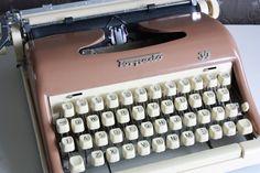 Vintage Torpedo 30 typewriter