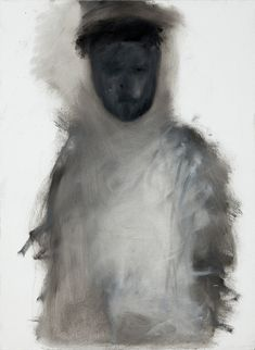 Not Vital Young Rembrandt, 2010 (Oil on canvas, 73 × 53 cm