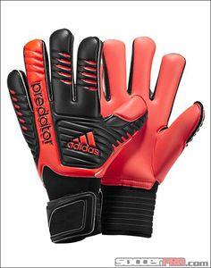adidas Predator Pro GK Gloves - Iker Casillas - Black with Infrared...$71.99