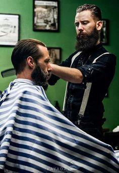 Beards & Suspenders.