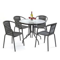 Wilkinsons  Bambi 90cm Dining Set 5pc  £119.00