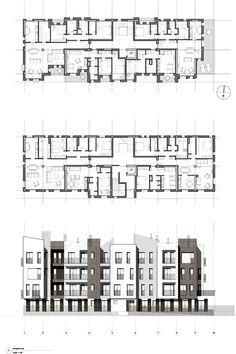 "5+1AA Alfonso Femia Gianluca Peluffo · ""LIFE"" – Nuovo quartiere Regolo · Architettura italiana"