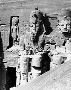 Abu Simbel, c. 1905