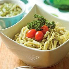 Peanut Parsley Pesto Recipe