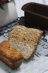 Low Carb Bread. (Only 2 eggs)