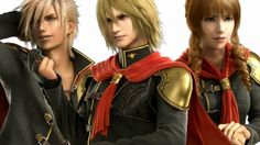 Final Fantasy Type-0 HD Traitors of Orience video [PS4/Xbox One/PC]