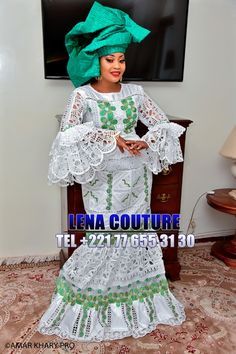 Nigerian Lace Styles Dress, African Lace Styles, African Lace Dresses, Latest African Fashion Dresses, African Dresses For Women, African Attire, Modest Wedding Dresses With Sleeves, African Blouses, Africa Dress