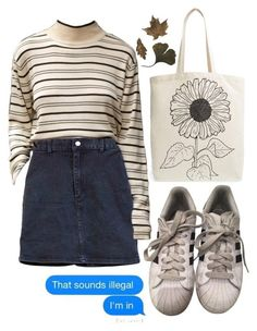 """Untitled #1782"" by aaisha123 ❤ liked on Polyvore featuring adidas and Tri-coastal Design"