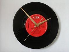 "Martika-more than you know      7""  vinyl record clock  £6.99"