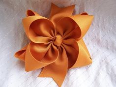 Tutorial on how to make this bow.